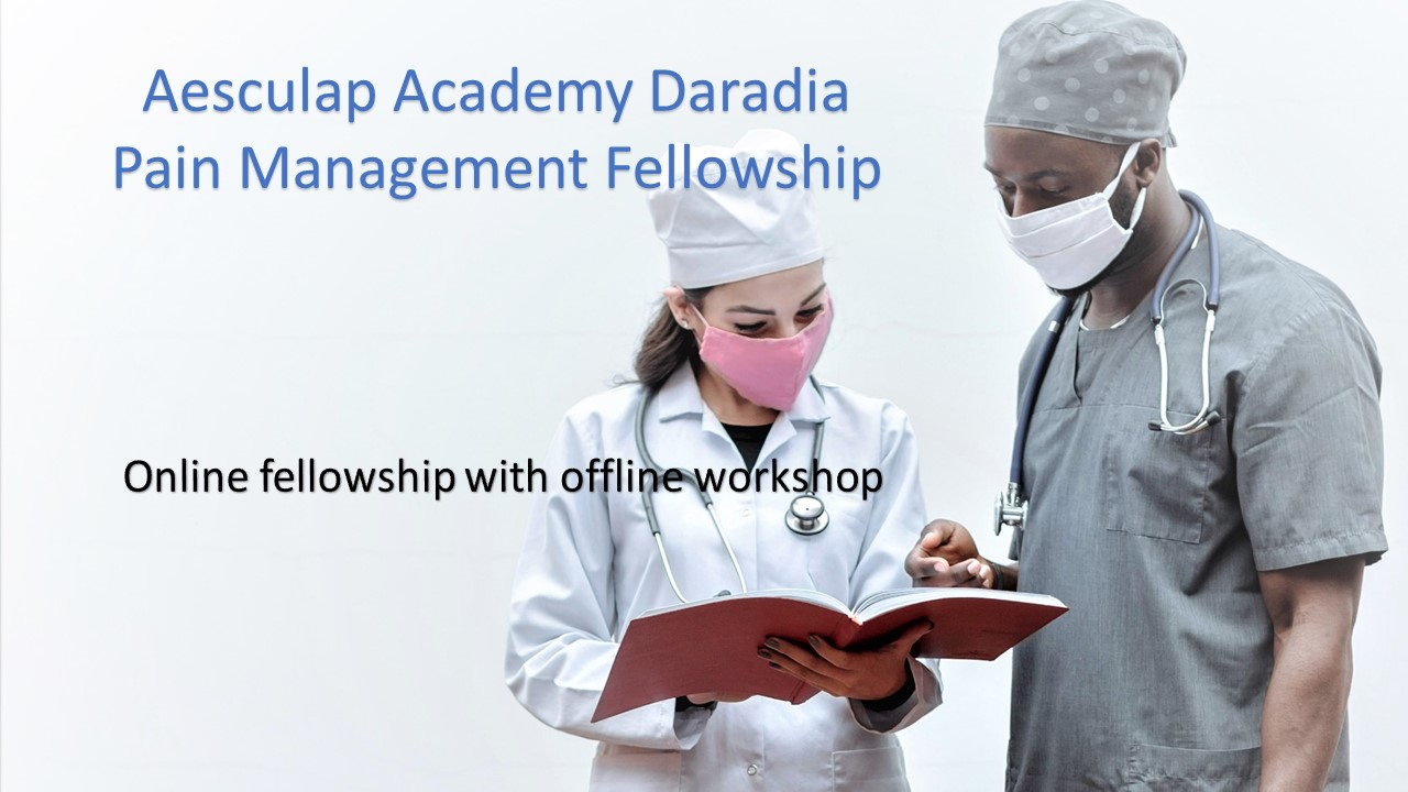 Online Pain Management Fellowship- Basic